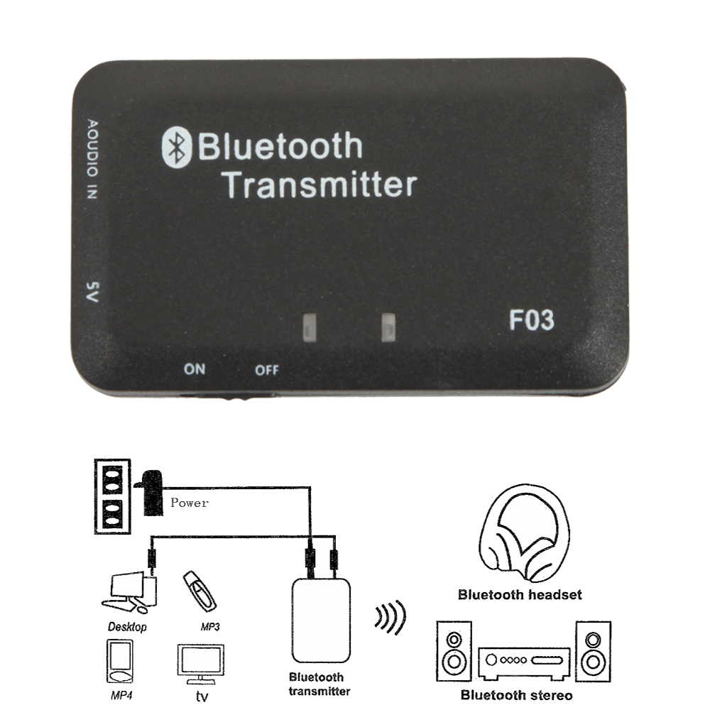 audio bluetooth transmitter a2dp stereo dongle. Black Bedroom Furniture Sets. Home Design Ideas